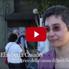 <p>Intervista a Elisabetta Casadei Postulatrice della Causa di Beatificazione di Don Oreste Benzi</p>