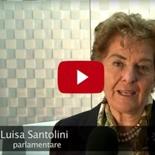 <p>Intervista alla parlamentare Luisa Santolini</p>