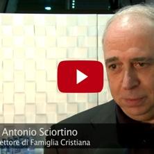 <p>Intervista ad Antonio Sciortino direttore di Famiglia Cristiana</p>