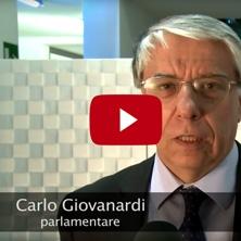 <p>Intervista al parlamentare Carlo Giovanardi</p>